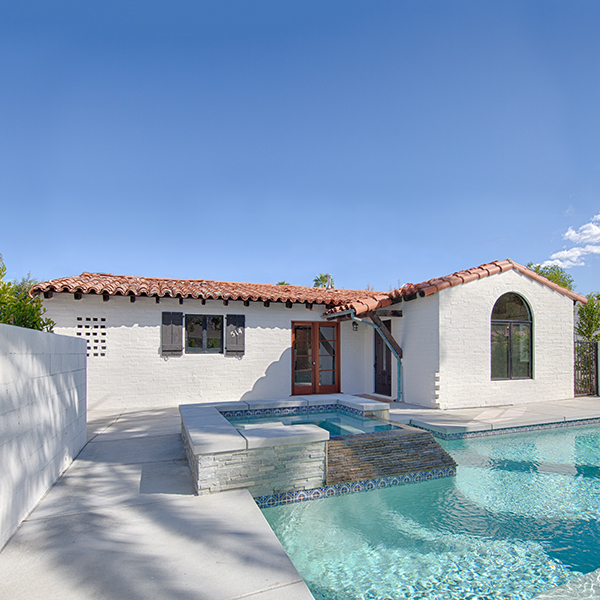 Spanish Style Homes For Sale In Palm Springs Palm Springs Ca Real Estate