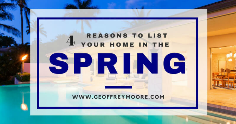 4 Reasons To List Your Palm Springs Home This Spring