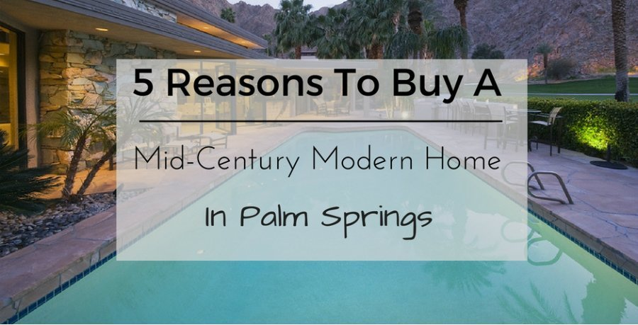 Buying Mid-Century Modern Homes