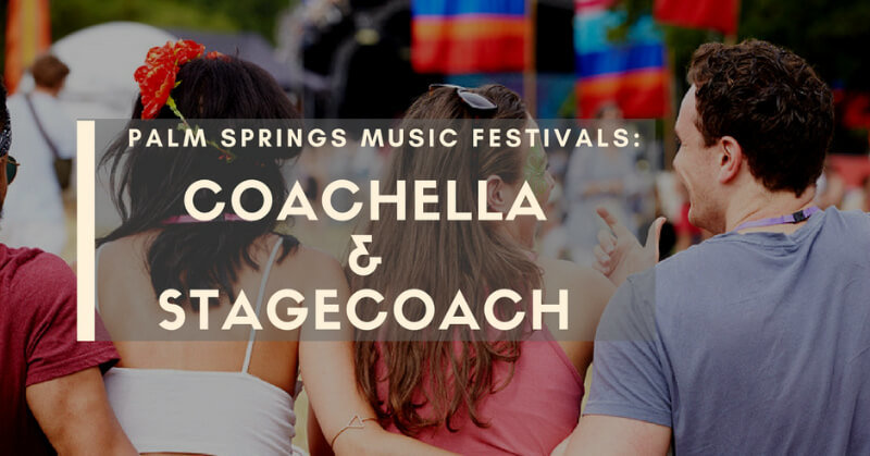 Palm Springs Music Festivals
