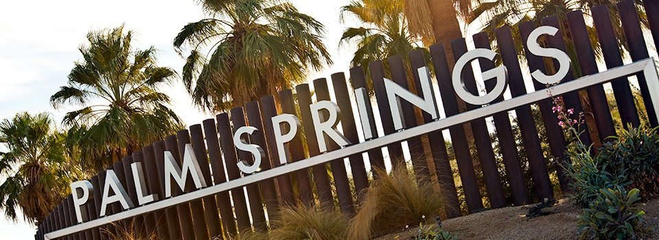 Getting to and around Palm Springs
